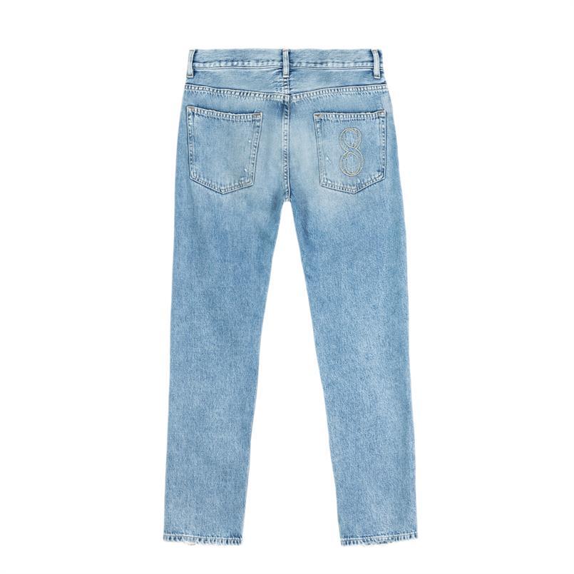 8PM broeken oakland jeans