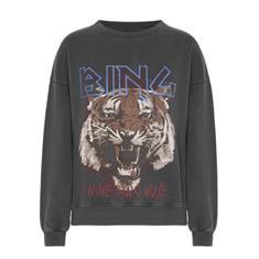ANINE BING b tiger sweatshrt