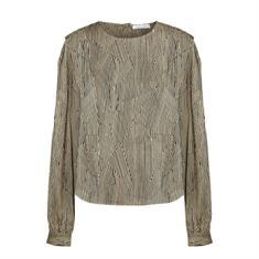ANINE BING blouses willa top