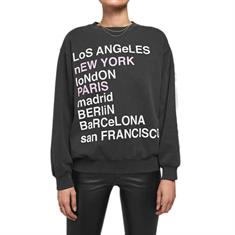 ANINE BING shirt / sweater / blouse city love