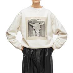 ANINE BING shirt / sweater / blouse ramona walk