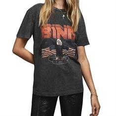 ANINE BING shirts vintage bing te