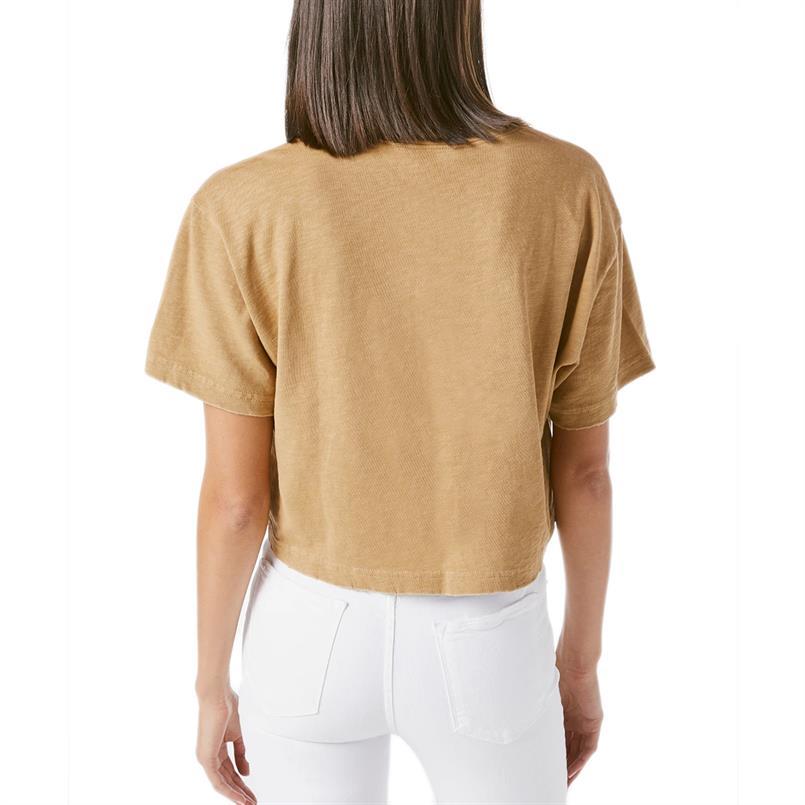 FRAME shirts box slit tee