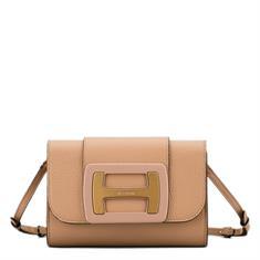 HOGAN accessoires h-bag beige