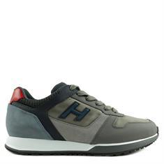HOGAN sneakers h321 grijs