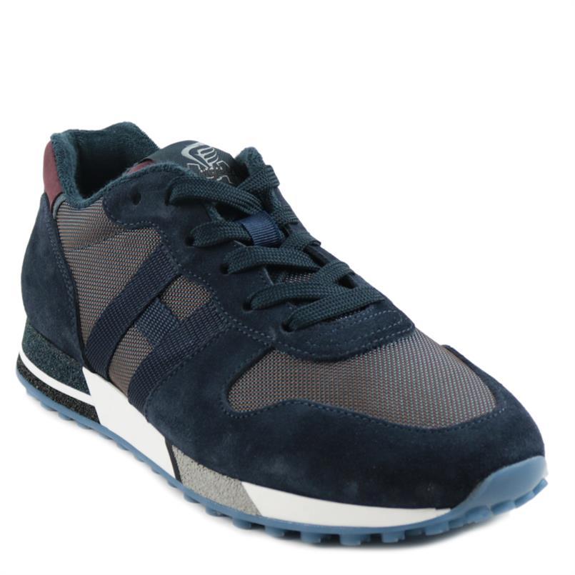 HOGAN sneakers h383 blauw