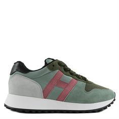 HOGAN sneakers h383 groen