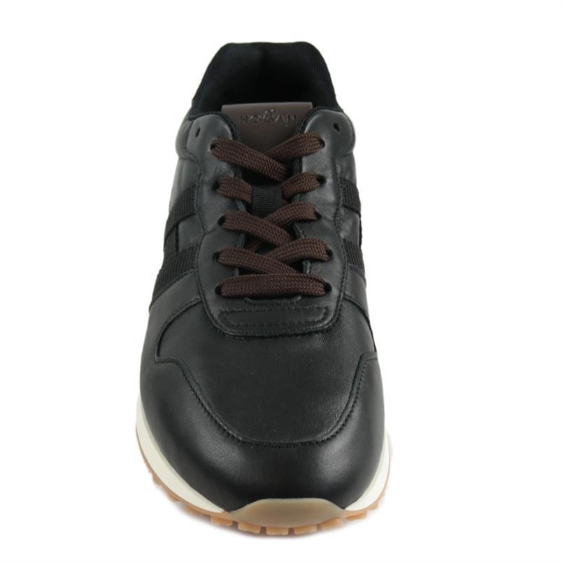 HOGAN sneakers h383 zwart