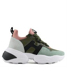 HOGAN sneakers interaction groen