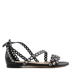 LOLA CRUZ sandalen 114z10bk