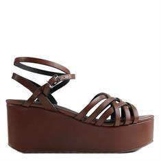 LOLA CRUZ sandalen 130p10bk