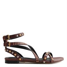 LOLA CRUZ sandalen malaika 112z12bk