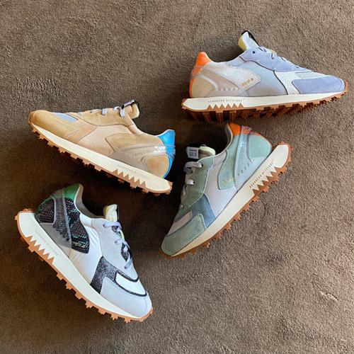NEW: Run Of sneakers