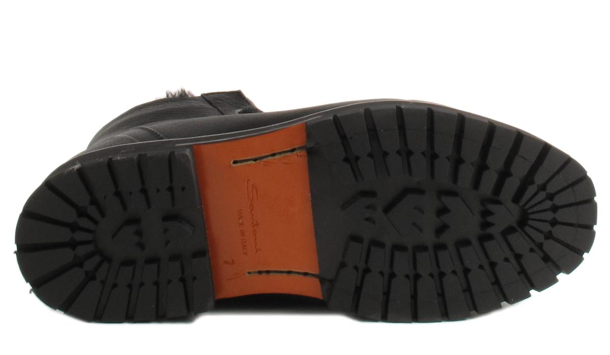 SANTONI boots 20880nerhrlsn01