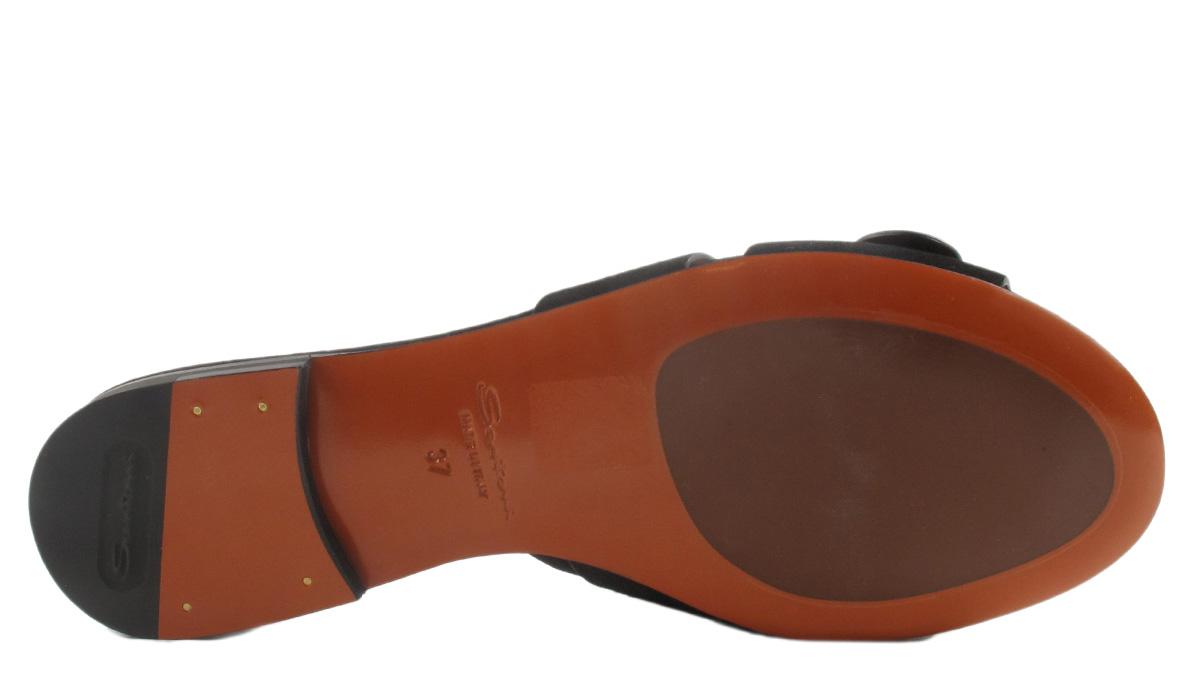 SANTONI sandalen 57658hi1rlcpn01