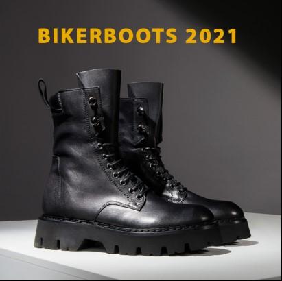 TREND ALERT : BIKERBOOTS