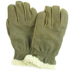 UGG handschoenen bomb.shear.cuff