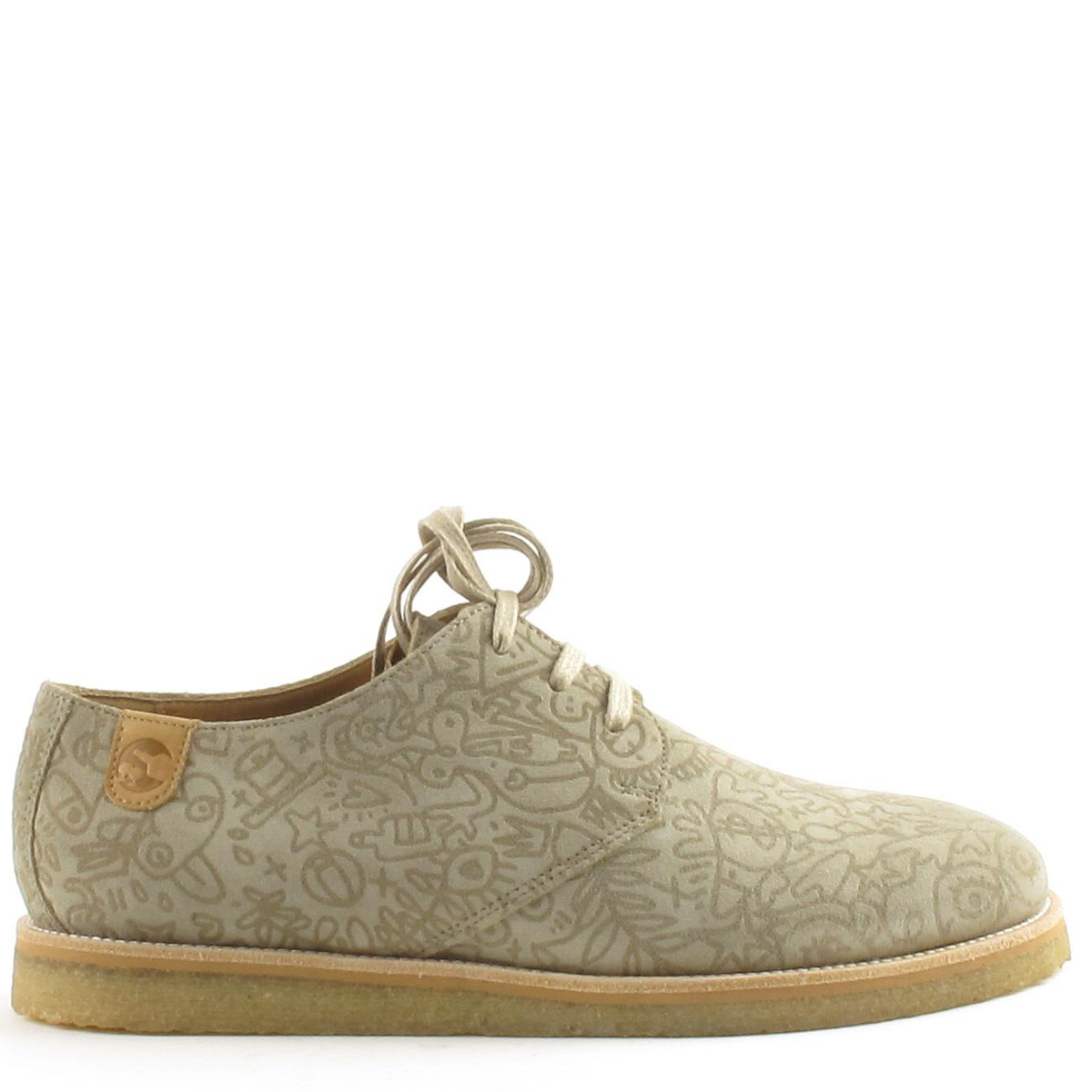 Mercredi Whisky Paddy Beige dNSyM6I